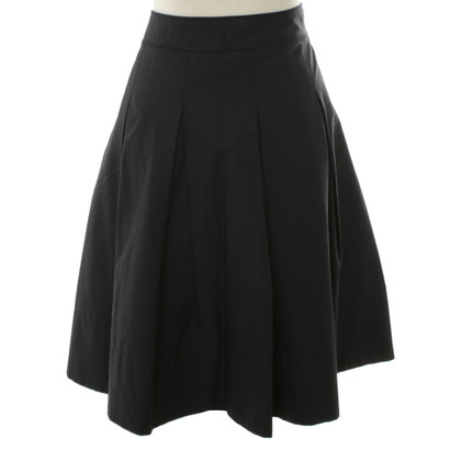 Burberry Pleated skirt in blue