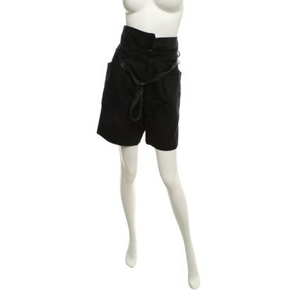 Isabel Marant Shorts in donkerblauw