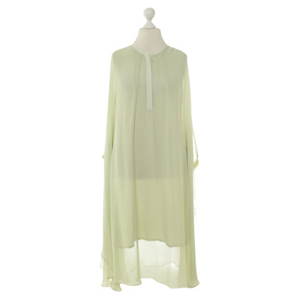 Kaviar Gauche Silk tunic in mint Green
