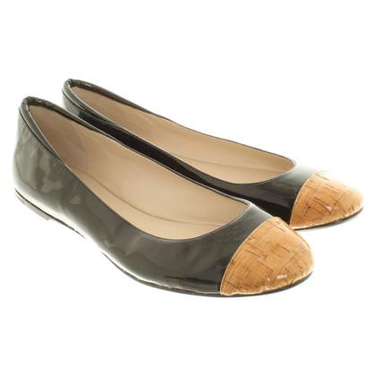 Michael Kors Ballerina's patent leather