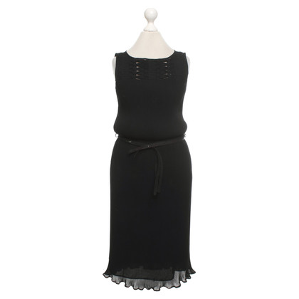 Andere merken Zeventig - jurk in zwart