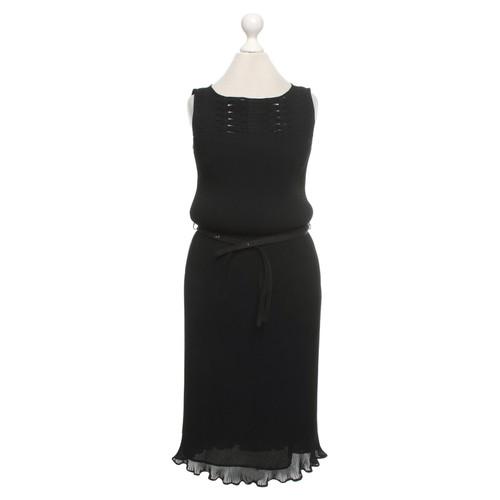 45e6559f503c23 Andere merkenZeventig - jurk in zwart- Second-handAndere ...