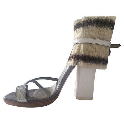 Reed Krakoff Hoge sandalen
