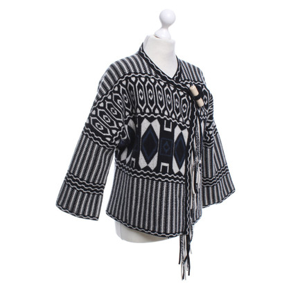 Chloé Cardigan with pattern