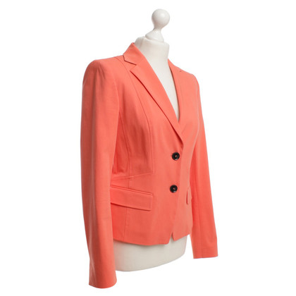 Laurèl Blazer in Coral Red
