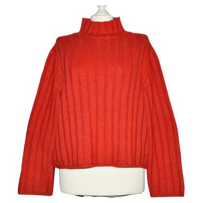 Iris von Arnim maglione rosso