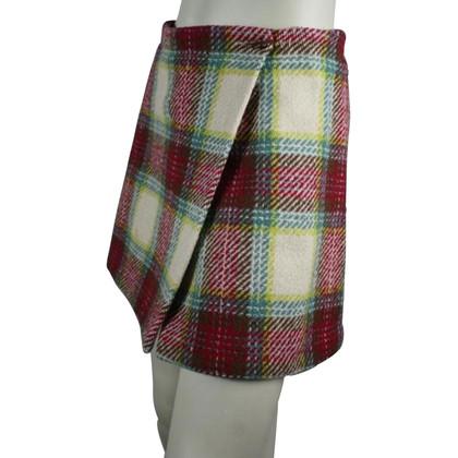 Burberry Gonna scozzese