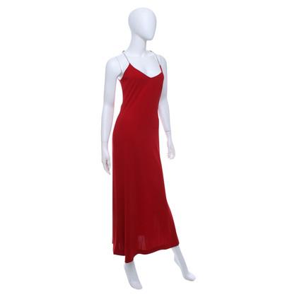 Andere Marke Luisa Spagnoli- Kleid in Rot