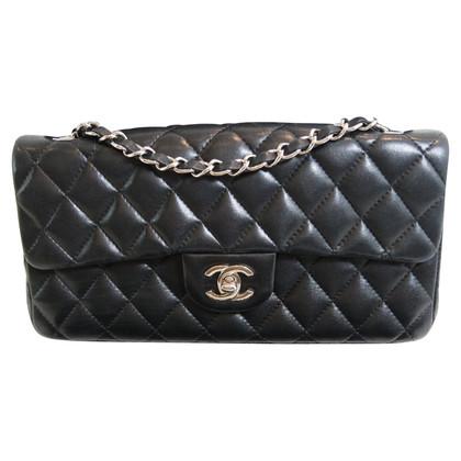 "Chanel ""Classic East West Flap Bag"""