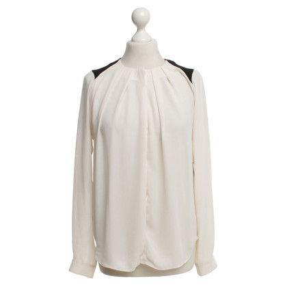 By Malene Birger Blouse in bicolor