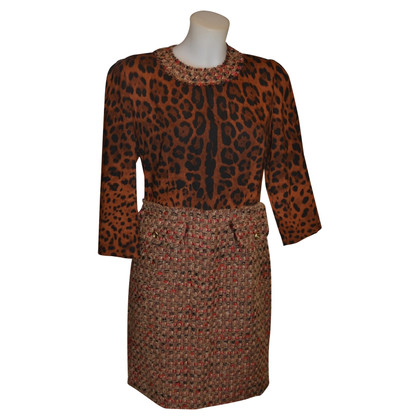 Marni Dress made of wool / silk