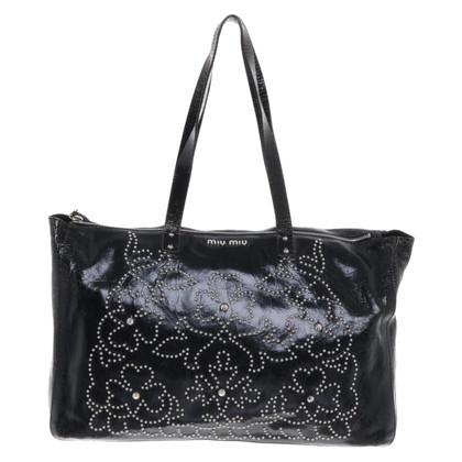 Miu Miu Handbag with rivets