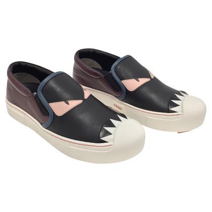 Fendi Monster Sneakers