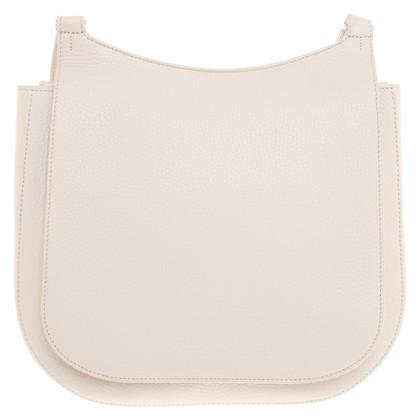 The Row Shoulder bag in beige