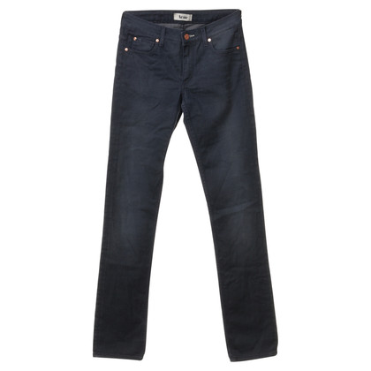 Acne Low cut Jeans in Dunkelblau