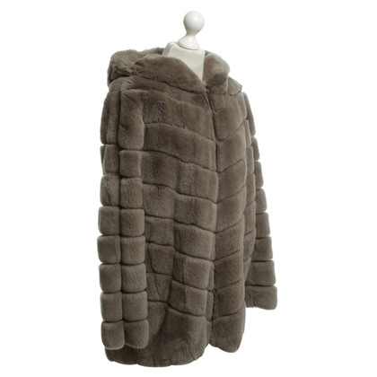 Other Designer Manzoni 24 - rabbit fur jacket