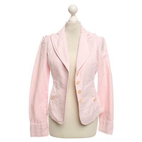 René Lezard Blazer in Rosa Rosa / Pink Verkauf Großer Verkauf Finish Zum Verkauf Angebote Zum Verkauf Kaufen Sie Günstig Online Preis fmdMjvP
