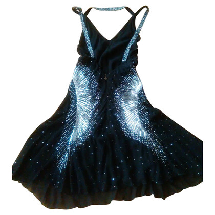 Roberto Cavalli Dress made of silk crepe