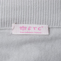 FTC Long cardigan en gris