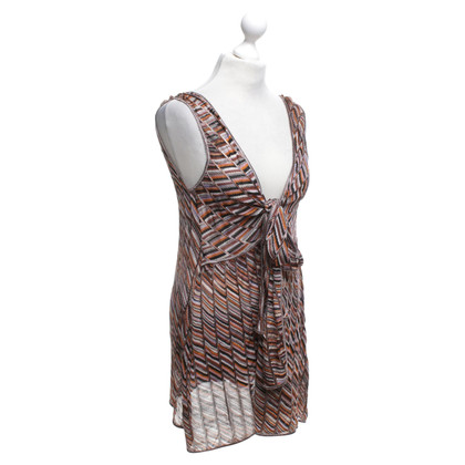 Missoni Top met patroon