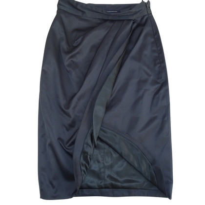 French Connection Draped skirt