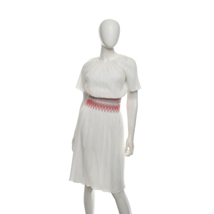 Missoni Dress in white / multicolor