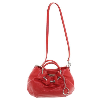 Philosophy di Alberta Ferretti Handbag in red
