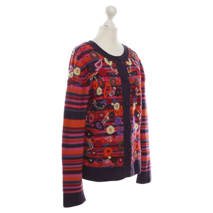 Christian Lacroix Cardigan in wool
