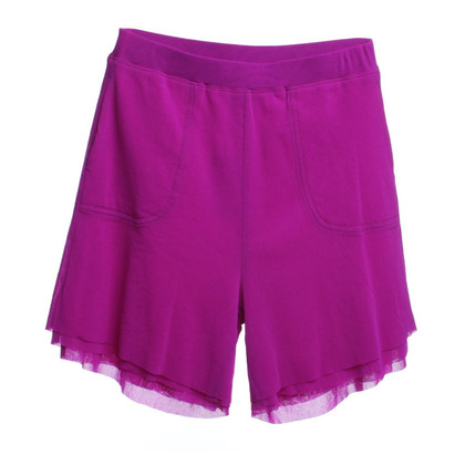 Jean Paul Gaultier Shorts in Purple