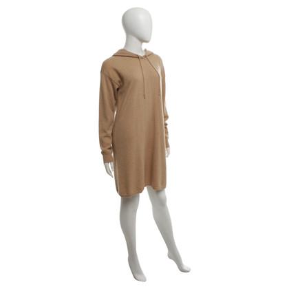 Polo Ralph Lauren vestito lavorato a maglia in beige