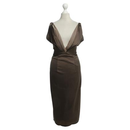Talbot Runhof Dress with chiffon usage