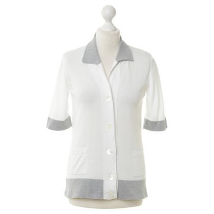 Fabiana Filippi Gebreide shirt met Polo kraag
