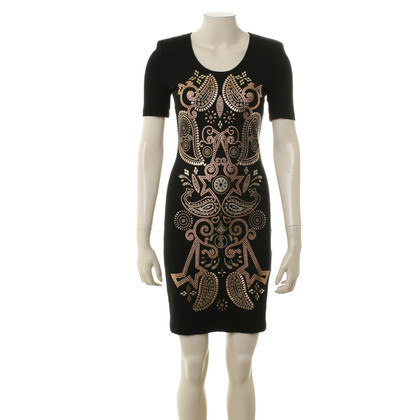 Versace Dress with studs trim