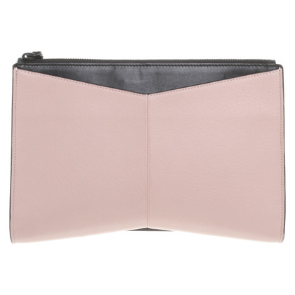 Narciso Rodriguez clutch in pink
