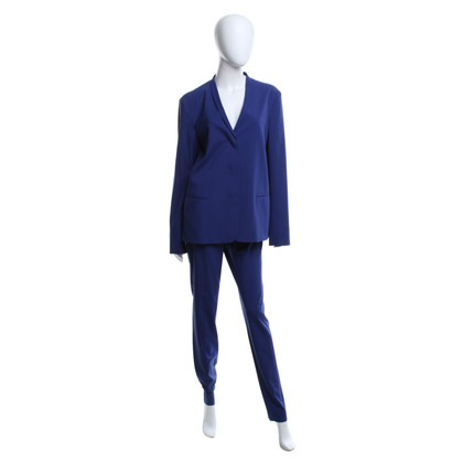 Jil Sander Tailleur pantalone in Royal Blue