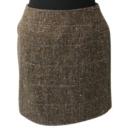 Chanel mini-skirt