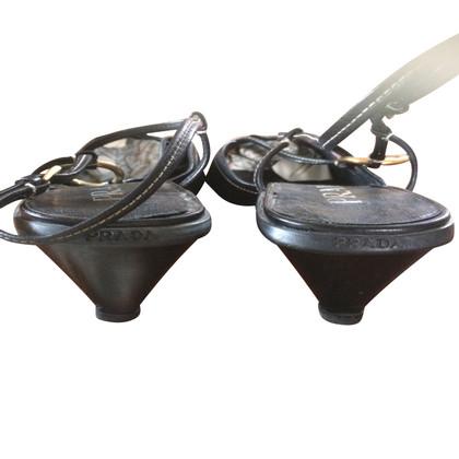Prada slingbacks