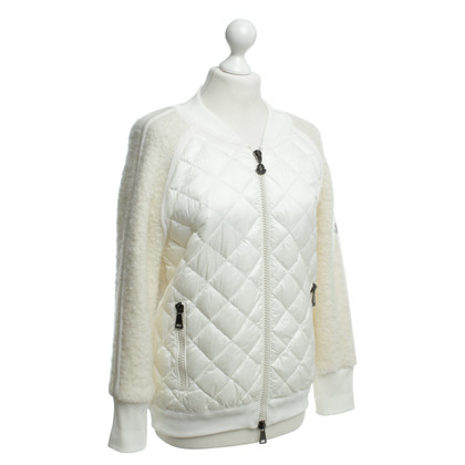 Moncler Jacket in cream