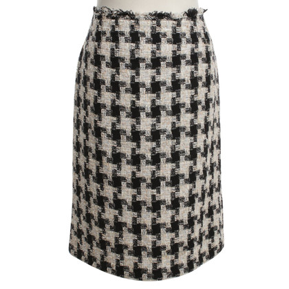 Chanel skirt from Bouclé