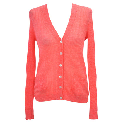 Marc Jacobs Cardigan in neon pink