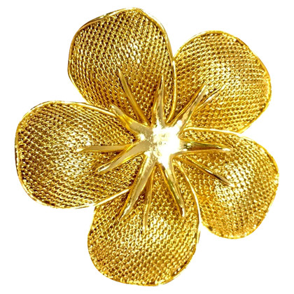 Balenciaga Flower brooch