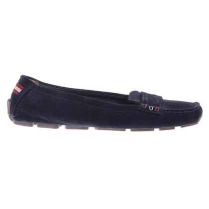 Bally Loafer in dark blue