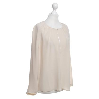 Closed Silk blouse in beige