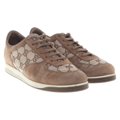 Gucci Sneakers met Guccissima patroon