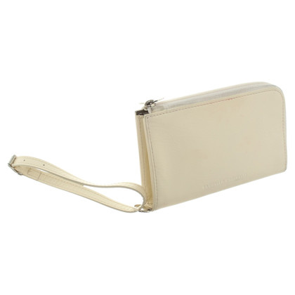 Brunello Cucinelli Wallet in cream white