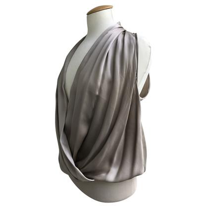 Plein Sud top of silk