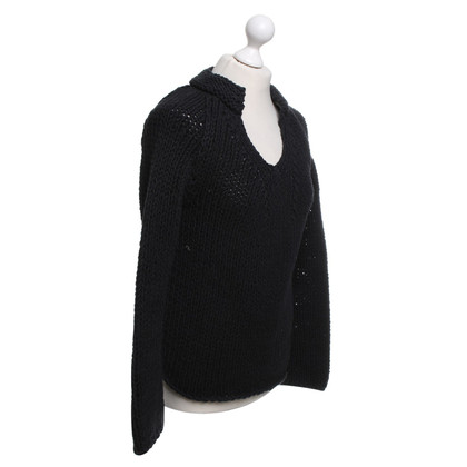 Jil Sander Sweater in black