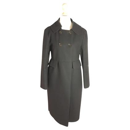 Schumacher Coat in black