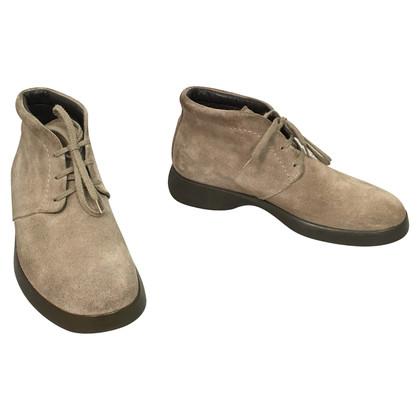 Hogan Wildleder-Boots