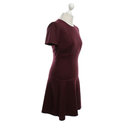 Hugo Boss Dress in wine red